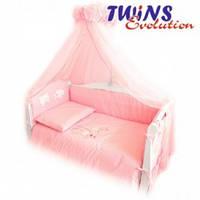 Детский комплект постельного белья Twins Evolution A-003 (8 эл.)