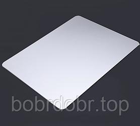 Алюминиевый коврик для мыши (32 X 27cm)