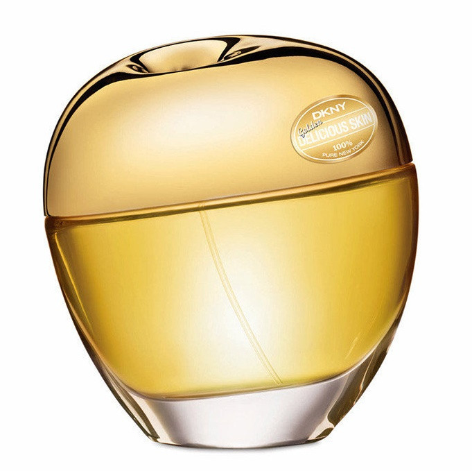 100 мл DKNY Be Delicious Fragrance With Benefits (золотые буквы) (Ж)