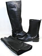Зимние ботинки женские - сапоги зимние женские 2-в-1, фото 1