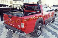 Ролет кузова для пикапа Ниссан Навара 2015-2019 Ролета на кузов Roll N Lock на NISSAN NAVARA 2015+