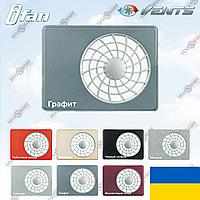 Декоративная лицевая панель для VENTS iFan декор ГРАФИТ