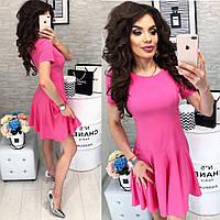Платье арт. 103/2 розовое