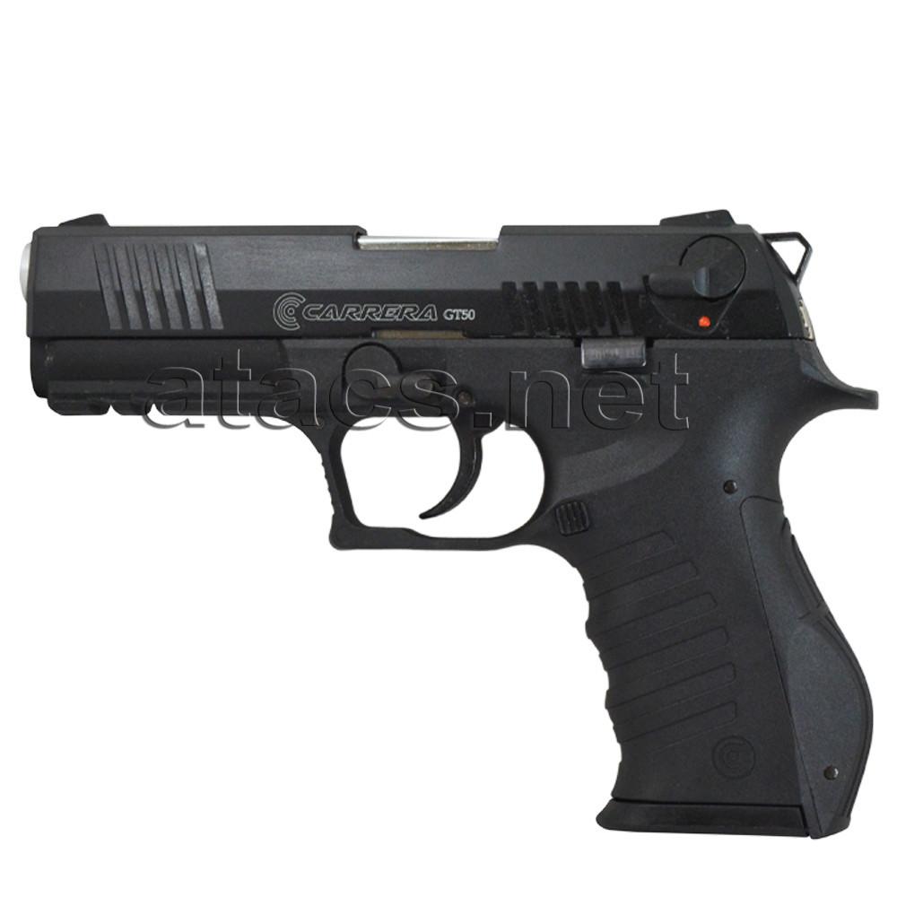 Пистолет стартовый Carrera GT-50 с дополнительным магазином