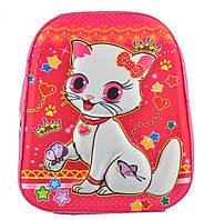 Рюкзак Девочки 3Д 11212-3-1 27,5х32х7см, фото 1