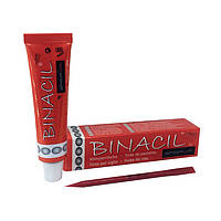 """Краска для бровей и ресниц """"BINACIL"""", графит"""