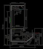 Холодильная витрина МИССУРИ MISSOURI COLD DIAMOND MC 115 CRYSTAL COMBI S M/A, фото 3
