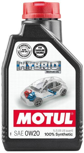 MOTUL Hybrid SAE SAE 0W20 (1L)