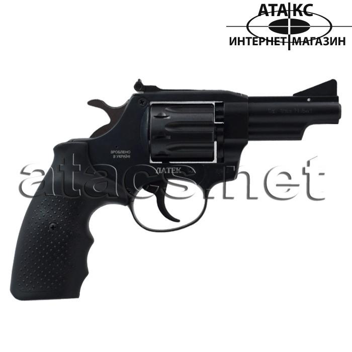 Револьвер під патрон Флобера Safari РФ 431 гумово метал