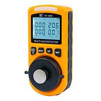 Мульти газоанализатор - сигнализатор HT-1805 (O2, СО, H2S, LEL)