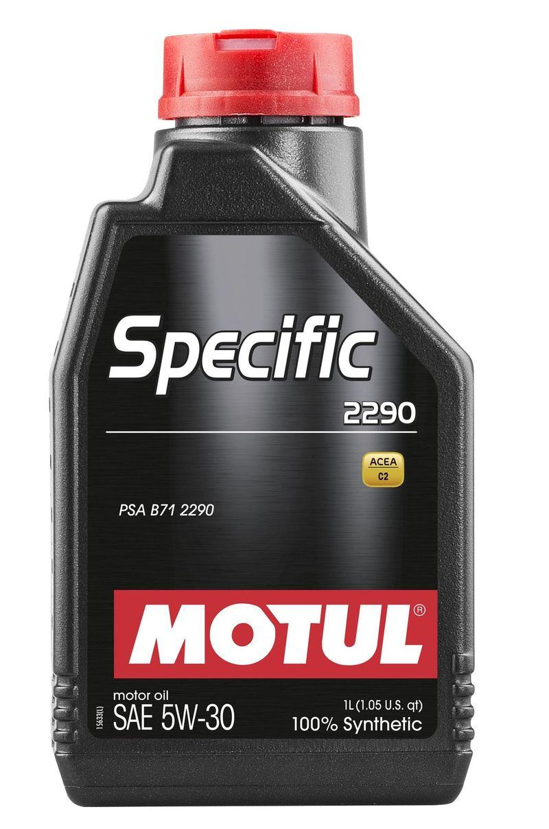 MOTUL Specific 2290 SAE 5W30 (1L)