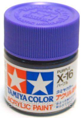 Краска Purple Tamiya 81516