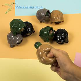 Іграшка антистрес Черепаха 7,5 см
