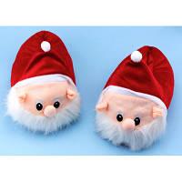 Тапочки Дед Мороз ( Санта Клаус/ Гном )
