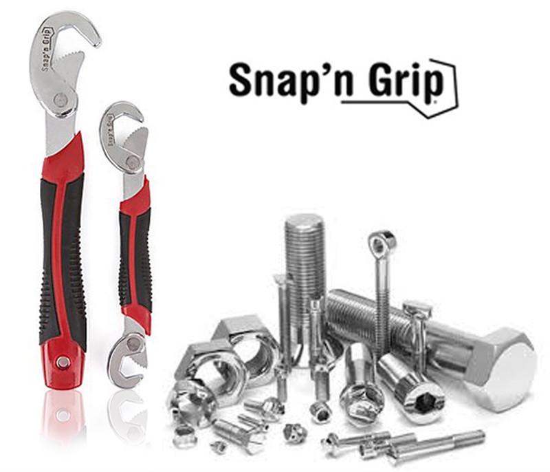 🔥 Ключ Snap N Grip 23 в 1 Универсальный Разводной Гаечный Снеп Эн Грип!