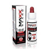 Масло для роста бороды Maxx Beard