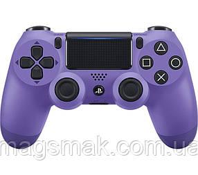 Геймпад PS4 Dualshock 4 V2 Electric Purple (2019)
