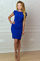 Платье арт. 716, ярко синее, фото 1