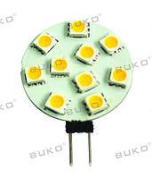 Светодиодная лампа Bi-Pin BUKO ВК 221/С, ВК 221/W