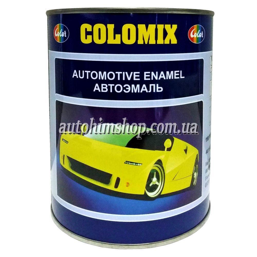 Автоэмаль алкидная Colomix Lada 464 синяя 1 л