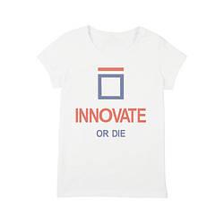 """Футболка жіноча """"Innovate or Die"""""""