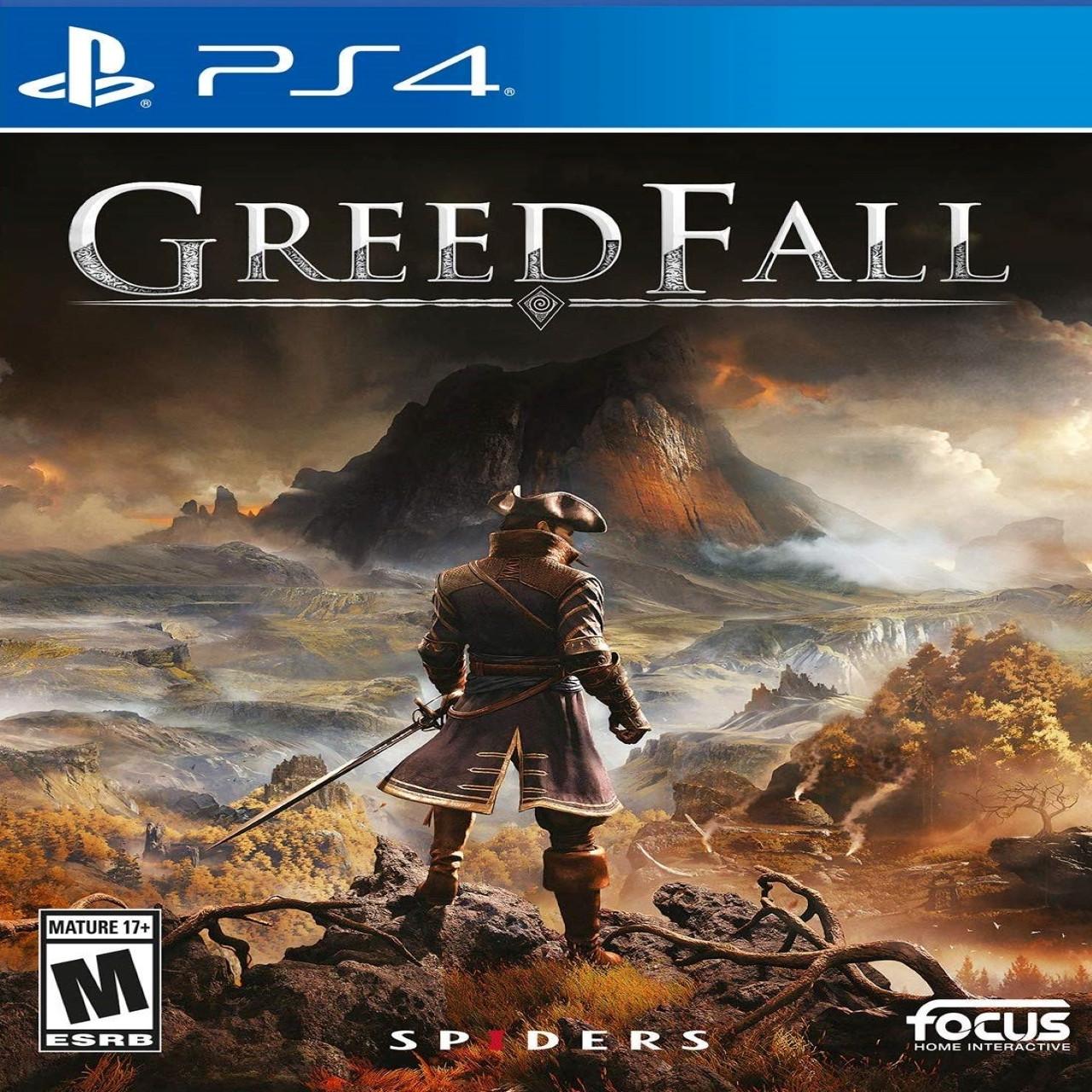 GreedFall SUB PS4 (NEW)