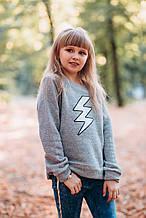 Детский свитшот для девочки TIFFOSI Португалия 10030972