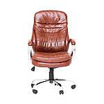 Кресло Валенсия В коричневый (Хром), Richman, фото 3