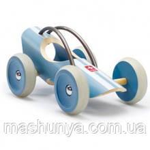 Дерев'яна машинка з бамбука Hape E-Racer
