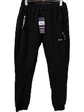 Брюки мужские трикотажные на манжетах Marco Ferry спортивные штаны турецкого производства
