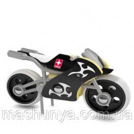 Дерев'яний мотоцикл з бамбука Hape E-Superbike
