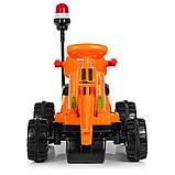 Детский трактор электромобиль M 4143, фото 2