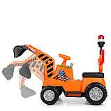 Детский трактор электромобиль M 4143, фото 3