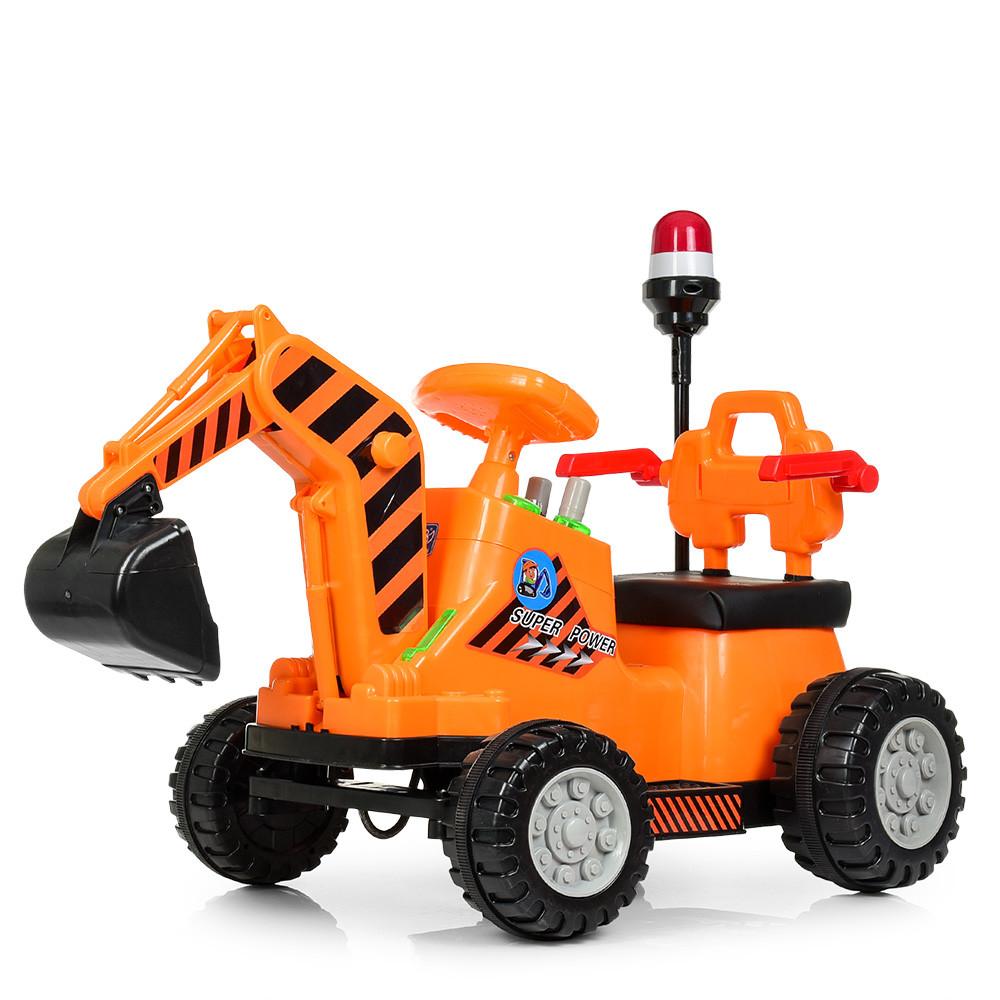 Детский трактор электромобиль M 4143