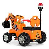 Детский трактор электромобиль M 4143, фото 4