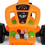 Детский трактор электромобиль M 4143, фото 5