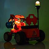 Детский трактор электромобиль M 4143, фото 6