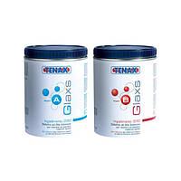 Прозрачный эпоксидный клей для камня Glaxs A+B (1+0.45 л) TENAX