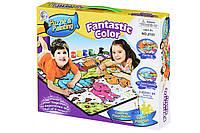 Детские крупные пазлы раскраска Динозавры Same Toy 2101Ut