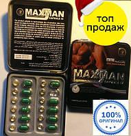 Maxman 9 препарат оригинал . Официальный сайт