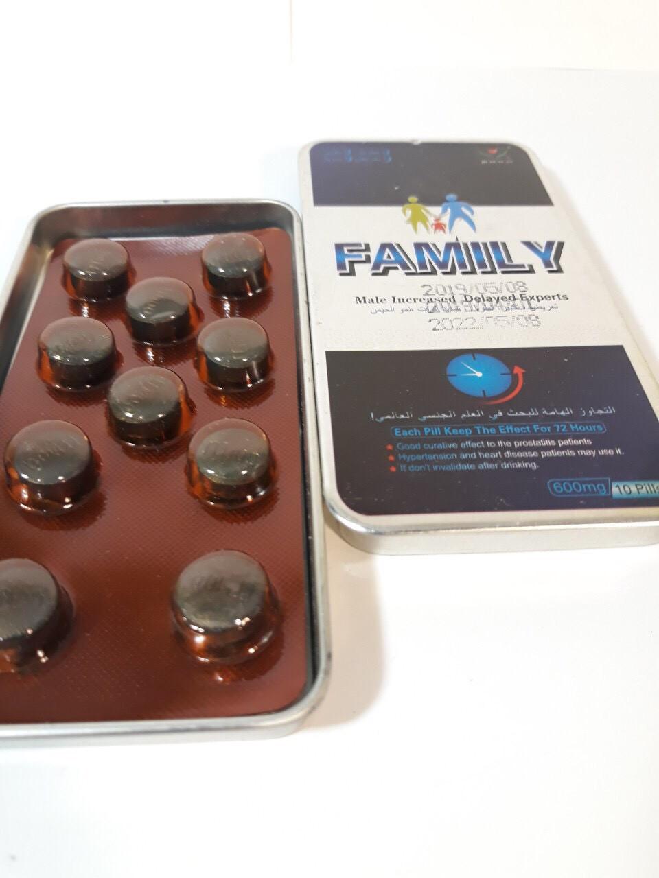 Family препарат для поднятия мужского либидо потенции мужской силы и здоровья