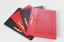 Магнітний планшет для малювання магнітами (великий) | дитячий магнітний планшет