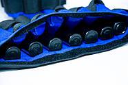 Утяжелительные манжети CROSS регульовані 4 кг, під вантажі 2х4 кг, 500 гр - 16 шт, фото 8