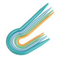 Вспомогательные u-образные спицы для вязания 4шт.
