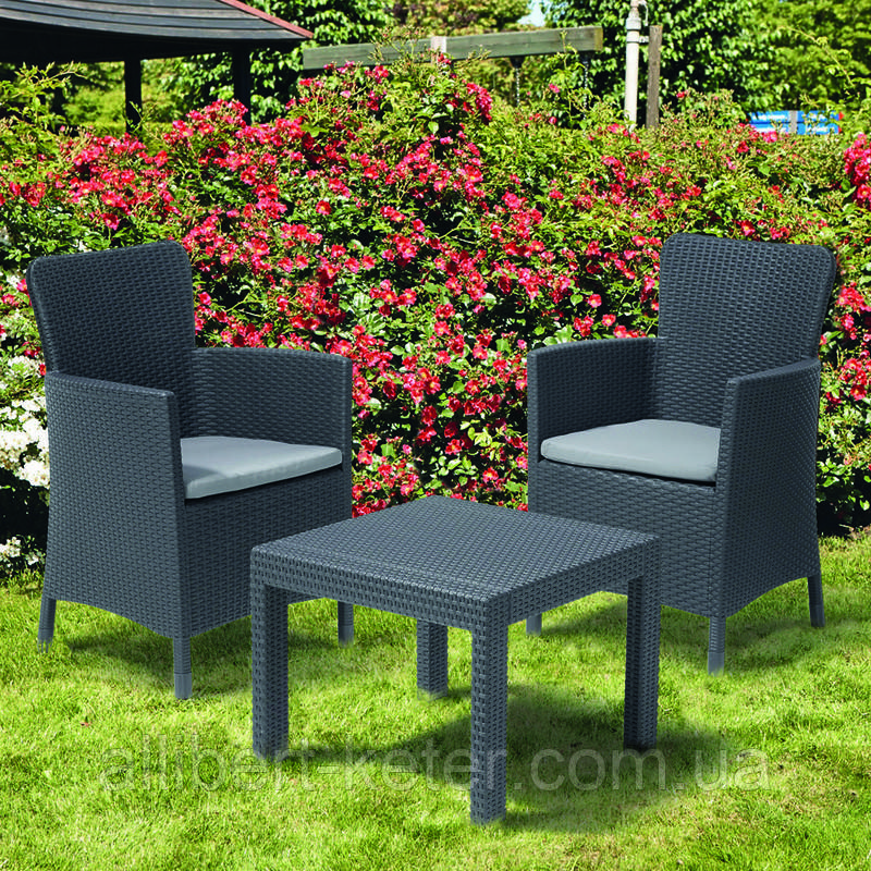 Набор садовой мебели Salvador Balcony Set из искусственного ротанга