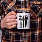 """Чашка з написом """"Професіонал"""", 330 мл подарункова керамічна, фото 2"""