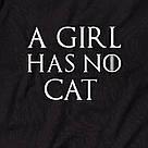 """Футболка GoT """"A girl has no"""" персонализированная женская, фото 5"""