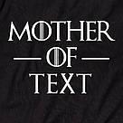 """Футболка GoT """"Mother of"""" персоналізована жіноча, фото 3"""