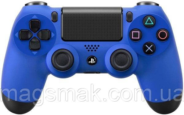 Геймпад PS4 Dualshock 4 V2 Blue