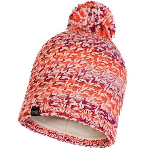 Шапка Buff Knitted & Polar Hat Valya Cru